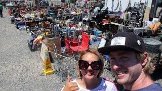 Flea Market Hunting In New Jersey!