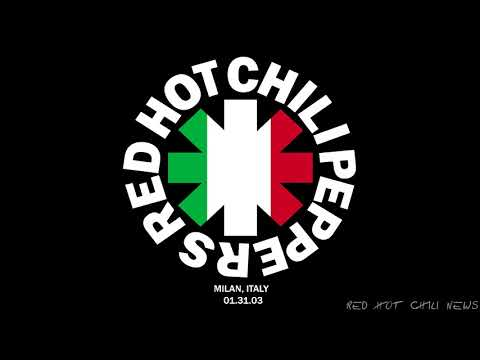 Red Hot Chili Peppers - 31.01.2003 - Milan, ITA ((FULL SHOW))
