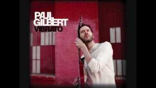Watch Paul Gilbert Bivalve Blues video