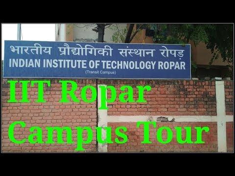 IIT Ropar Campus Tour | IIT Ropar | IIT Tour