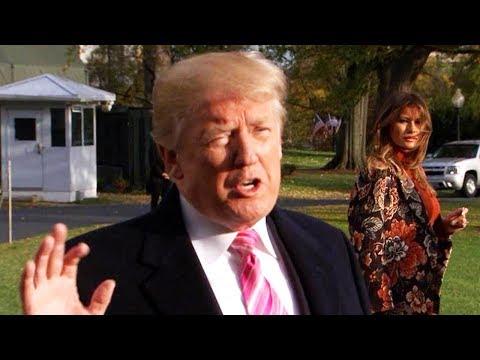 Trump On Roy Moore