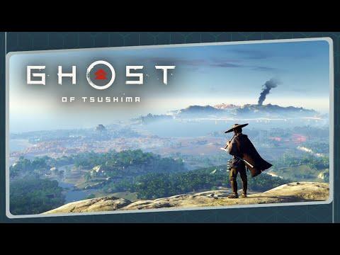 GHOST OF TSUSHIMA – Muito Gameplay e MUITA Informação Sobre o Jogo!