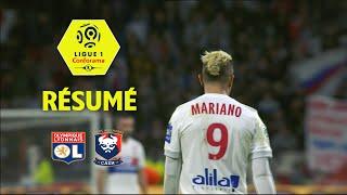 Olympique Lyonnais - SM Caen (1-0)  - Résumé - (OL - SMC) / 2017-18