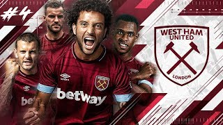 FIFA 18 WEST HAM CAREER MODE #4 - NEW YOUNG TALENTS NEEDED! NEW TRANSFER!
