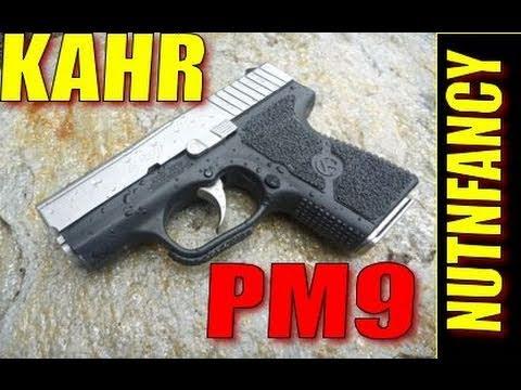 Deep-Cover Kahr Handguns   Gun Review