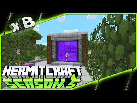 Perfect Fit! :: HermitCraft Season 5 :: Ep 91