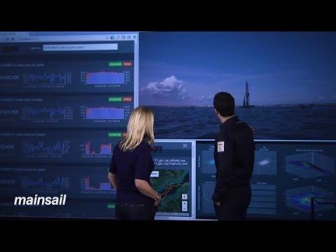 Sailing team brings F1 tech on board