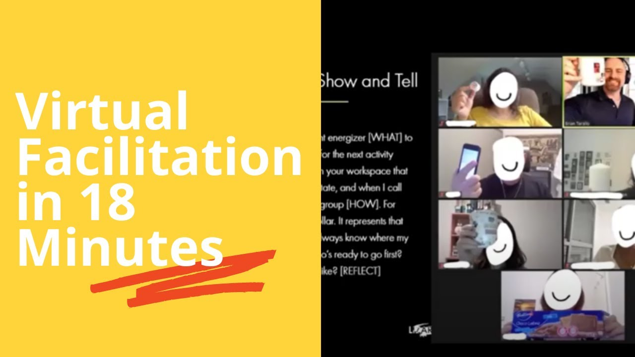 VIDEO: Virtual Facilitation in 18 Minutes (a Lizard Brain Workshop)