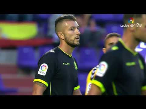 Resumen de Real Valladolid vs AD Alcorcón (4-0)