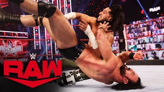 Drew McIntyre vs. Mustafa Ali: Raw, Mar. 29, 2021