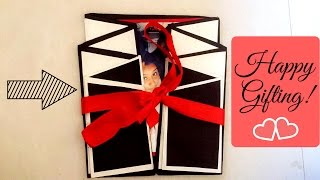 Diy Perfect Gift For Best Friend || Unique Handmade Gift Card