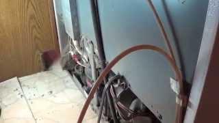 Unclogging a Frost Free Refrigerator