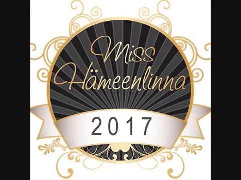 Miss Hämeenlinna 2017  Nro 9 Marika Eerola