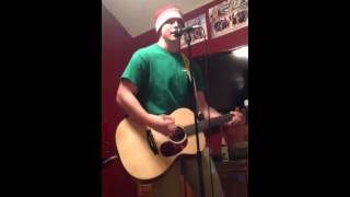 Backwoods-Justin Moore cover- Jerrad Hayes