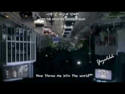 Block B (블락비) - Burn Out MV (Ghost OST)[ENGSUB + Romanization + Hangul]