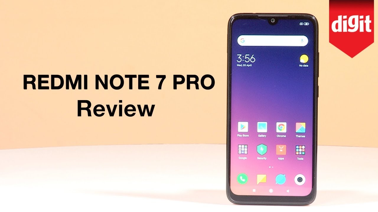 Redmi Note 7 Pro Review (After Around 1 Month of Usage) | Benchmark Tests,  Camera Samples | Digit in