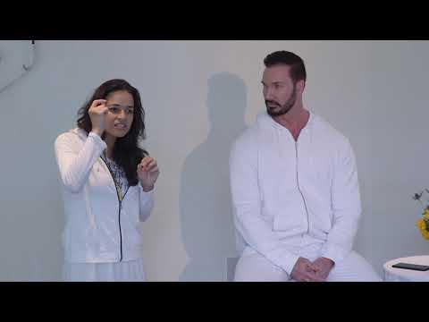 Michelle Rodriguez introducing IKYA in LA