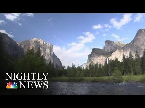 Two Dead After Falling From Yosemite National Park Cliff | NBC Nightly News