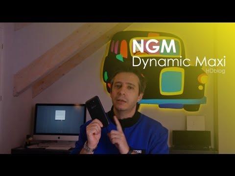 NGM Dynamic Maxi La Recensione Di HDblog.it
