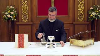 Divine Service 3 Single Pastor with Free Standing Altar Part 5