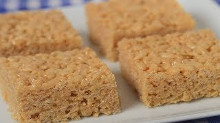 rice krispie square recipe