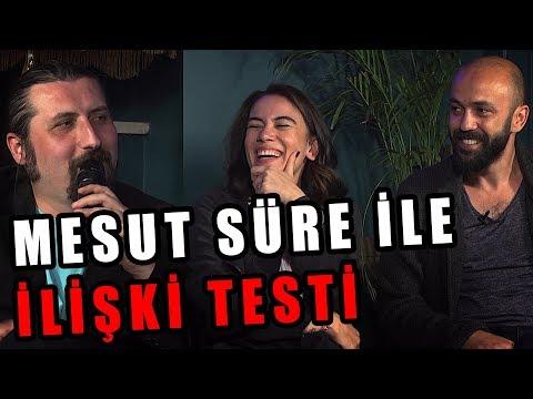 Mesut Süre İle İlişki Testi | Konuklar: Sinem Akkaya & Sarp Akkaya