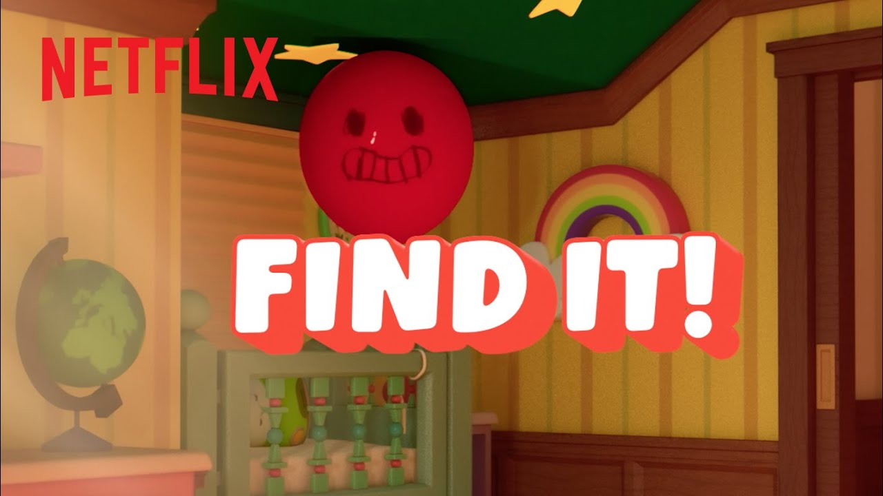 "Play ""Find It!"" with Cory Carson 🔎 Netflix Jr"