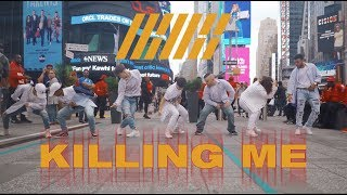 [KPOP IN PUBLIC CHALLENGE NYC] IKON | '죽겠다 (KILLING ME)' DANCE COVER by I LOVE DANCE