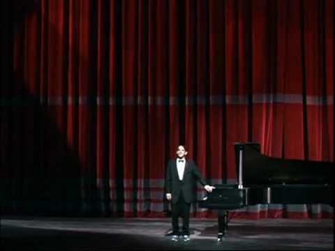 last night 1998 - piano concert