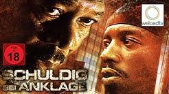 Schuldig bei Anklage - mit Morgan Freeman (Actionfilm   deutsch)