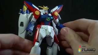 1/144 HGAC Wing Gundam Zero Review