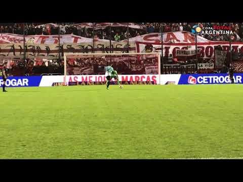 La definición por penales de Colón (SF) 1 (4) - Deportivo Morón 1 (3)