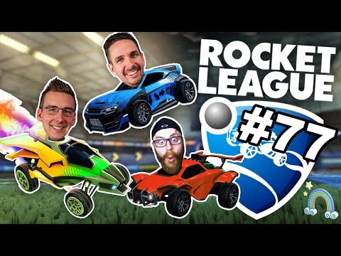 Insufferable Know-It-All | Rocket League #77 thumbnail