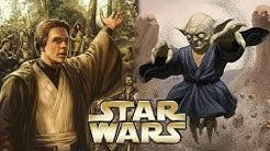 Alle bekannten Jedi Großmeister die es jemals gab! [Legends]