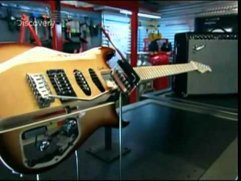 How An Electric Guitar Works - YouTube