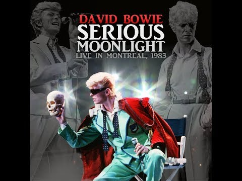 David Bowie - Live in Montreal, 1983 (HQ Audio) - Serious Moonlight Tour
