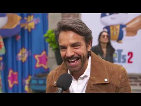Eugenio Derbez At The Secret Life Of Pets 2 Youtube