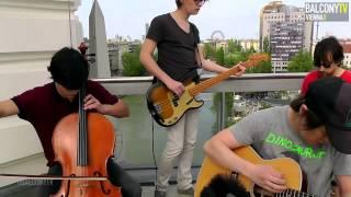 A LIFE, A SONG, A CIGARETTE - DESERT SPOON BLUES (BalconyTV)