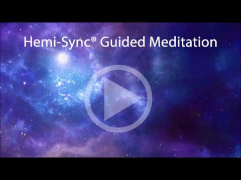 Free Hemi Sync Guided Meditation