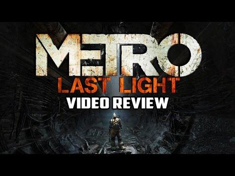 Metro: Last Light PC Game Review