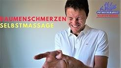 Daumenschmerzen lösen durch diese Massagetechniken