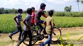 Srimanthudu Mamidi Thota Fight Spoof