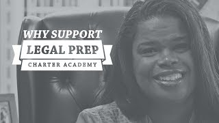 Why Support Legal Prep: Kim Foxx