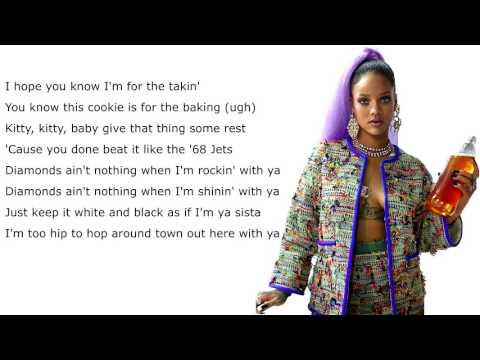 DJ Khaled - Wild Thoughts ft. Rihanna, Bryson Tiller  Lyrics