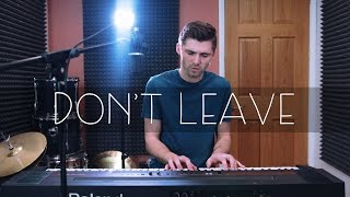Snakehips, MØ - Don't Leave Cover