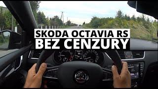 Skoda Octavia RS BEZ CENZURY Zachar OFF