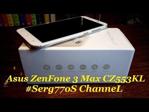 Смартфон Asus ZenFone 3 Max ZC553KL не ZC520TL..