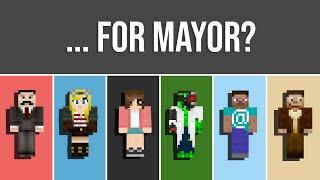 Hermitcraft Movie Trailer - ... for mayor?