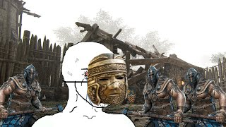 When you get new emotes in For Honor