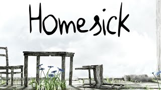 Homesick - Full Playthrough, Indie Puzzle / Exploration Game (Gameplay / Walkthrough)